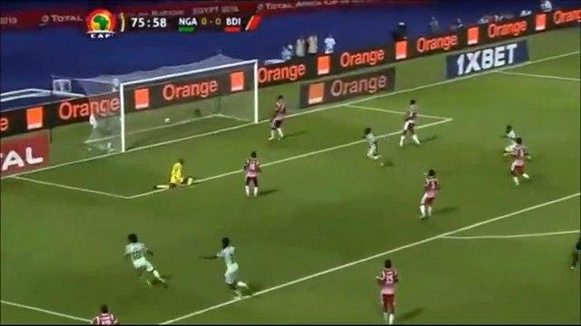 Odion Ighalo goal against Burundi (1-0)