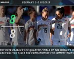 FOOTBALL: FIFA Women's World Cup: 5 Things Review - Gemany 3-0 Nigeria