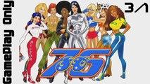 Super Chix 76 - Meisterschaft 3 Rennen 1 [GamePlay Only]