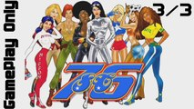 Super Chix 76 - Meisterschaft 3 Rennen 3 [GamePlay Only]