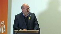 """Eduard Pujol: """"Estamos en tiempo y forma para garantizar la investidura de Jordi Sánchez"""""""