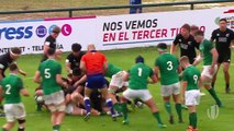 U20s highlights New Zealand beat Ireland