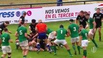 U20s highlights New Zealand beat Ireland