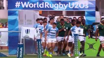 U20s highlights South Africa beat Argentina to take bronze