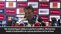(Subtitled) 'Morocco in perfect condition for AFCON' - Renard