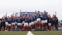 U20s Highlights France claim their second U20 Championship title