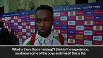 (Subtitled) Berahino - Burundi caused top Nigeria side problems on AFCON debut