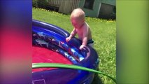 Fun and Fails ! Funniest Babies Trouble Maker