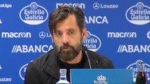 """Sánchez Flores: """"Ni uno ni otro aprovechamos nuestros momentos de dominio"""""""