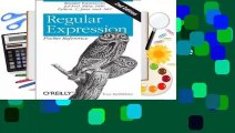 Full version  Regular Expression Pocket Reference: Regular Expressions for Perl, Ruby, PHP,