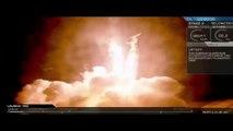 Space X lanza al espacio PAZ, el primer satélite  espía español