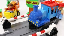 Building Blocks Toys for Children Lego Toy Train for Kids