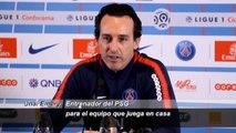 """Emery quiere al mismo árbitro para el PSG-Real Madrid """"bajo el mismo criterio"""""""