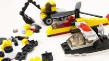Building Blocks Toys for Children Truck Boat Helicopter Vehicle Toys Video for Kids
