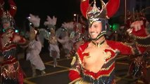 Tenerife celebra su fiesta grande; el Carnaval