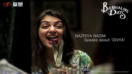 Nazriya speaks about Divya