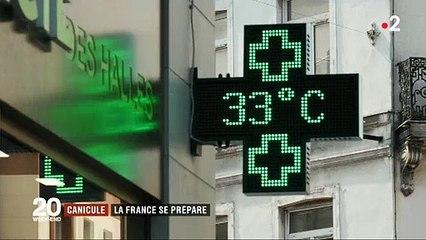 Canicule : La réponse à toutes les questions que vous vous posez sur les règles pour travailler en cas de forte chaleur ?