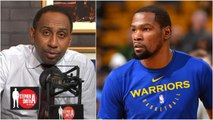 Warriors should sign Kevin Durant, trade him after 2020 NBA playoffs - Stephen A. Smith Show