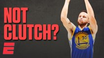 Steph Curry's history of falling short in clutch playoff moments - NBA on ESPN