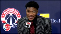 Rui Hachimura embraces comparison to Kawhi Leonard - 2019 NBA Draft