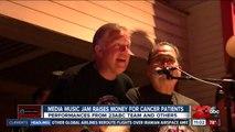 Media Music Jam raises money for cancer patients