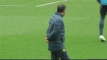 El Villarreal entrena sin Semedo, investigado por presuntas amenazas con pistola en un club de alterne