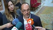 """Carles Campuzano: """"El president Puigdemont va a ser el President Puigdemont en cualquier escenario"""""""