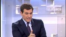 """Rivera cree que el Gobierno """"cometió algunos errores seguramente en el dispositivo policial"""" del 1-O"""