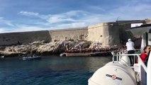 Défi Monte-Cristo : les nageurs sont prêts à en découdre
