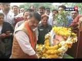 जम्मू कश्मीर में नेहरू ने लगाई धारा 370, अब बीजेपी इसे हटाएगी : कैलाश विजयवर्गीय-