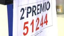Una vecina de Santander se encuentra un décimo del Gordo premiado y lo entrega a la Policía