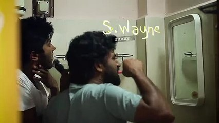 """Dulquer-Sunny """"Fight""""   Happy Hours Archive #01"""