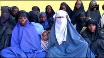 Las niñas secuestradas por Boko Haram aparecen en un vídeo de la organización terrorista