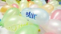 Balloons for Kids Learning Colors Fun Fun