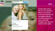 "Josiane Balasko : sa ""relation tendre"" avec son fils adoptif Rudy"