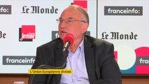 """Jean-Louis Bourlanges : """"Les propos tenus par Nathalie Loiseau sur Manfred Weber étaient très malvenus"""""""