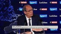 """Vers un retour en politique de Nicolas Sarkozy ? """"Il faut toujours laisser les portes ouvertes"""", estime Eric Woerth"""