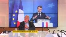 """Jean-Louis Bourlanges : """"Le problème, c'est que Macron doit faire des réformes qui ne plaisent pas à l'électorat de gauche"""""""