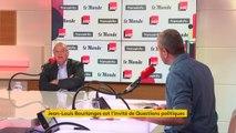 """Jean-Louis Bourlanges : """"Je crois qu'il faut une dose importante de proportionnelle"""""""