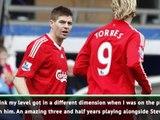 "Torres: ""Gerrard the best. Puyol and Terry my nightmares""."