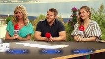 Série Talk, spéciale Amour Gloire et Beauté avec Denise Richards, Scott Clifton et Annika Noelle