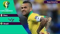 Peru vs Brazil 0-5 - Highlights - Goals - Copa America 2019 - 22/6/2019