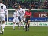 06/04/02 : Olivier Sorlin (1') : Rennes - Lille (4-0)