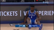 Zion Williamson Official Debut with Duke vs Kentucky - 28 PTS, 7 REB - 06.11.18