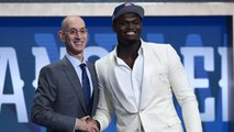 Zion Williamson -1 Pick 2019 NBA Draft- Pelicans Trade 4th Pick-