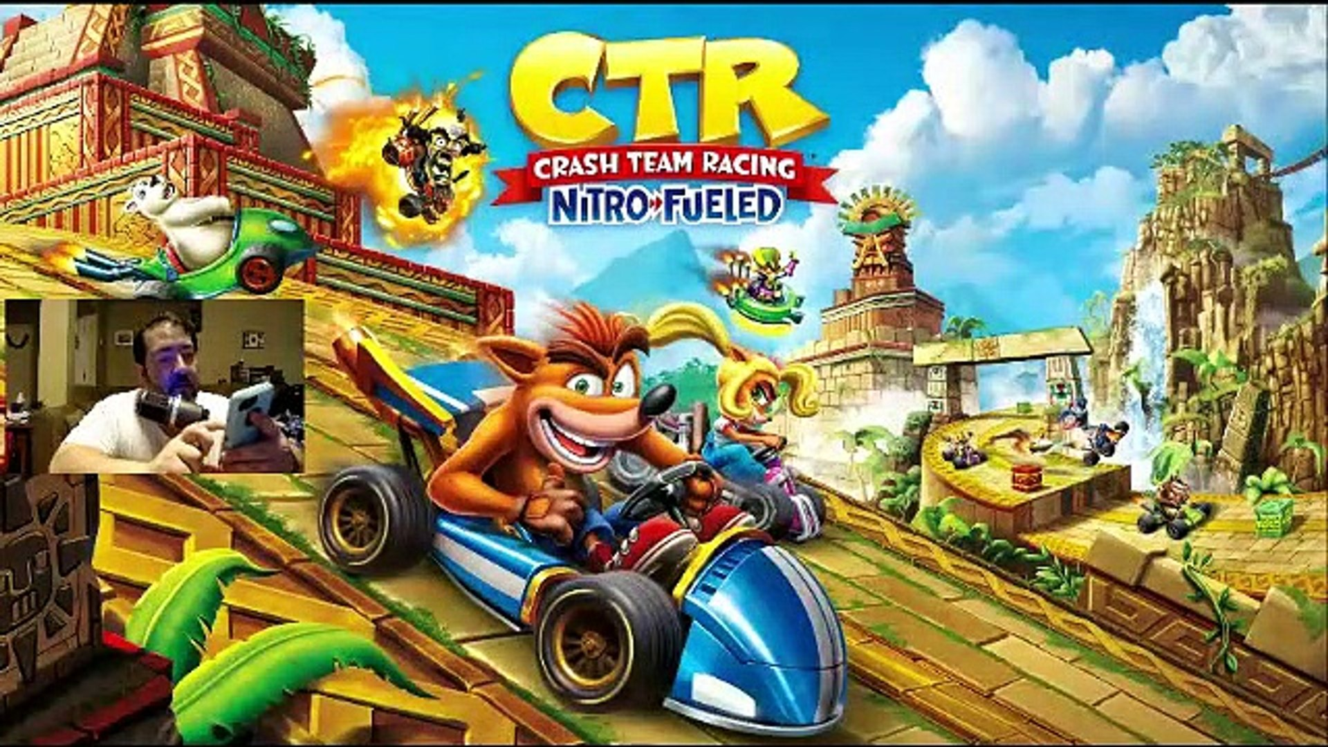 Crash Team Racing Nitro Fueled Episode 1 Video Dailymotion