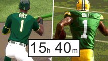 Can Usain Bolt Get A Bunt Triple Before He Gets A 99 Yard Kick Return TD?