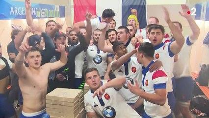 Rugby : Au coeur du second sacre mondial des Bleuets