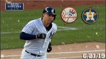 New York Yankees Highlights: vs Houston Astros - 6/21/19