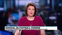 """Mondial-2019 : """"Pas plus de pression"""" avant France - Brésil qu'avant les matches de poule"""